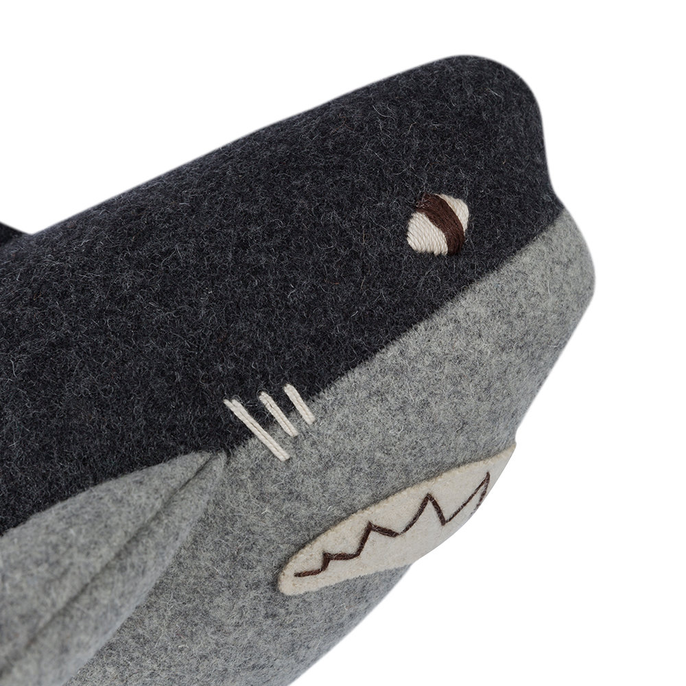 Carapau - Ben the Shark Stuffed Animal - Small