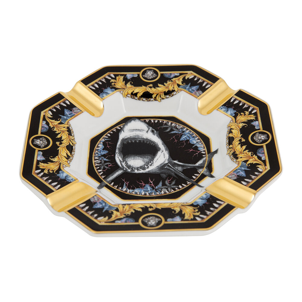 Versace Home - Le Regne Animal Ashtray - Bruce