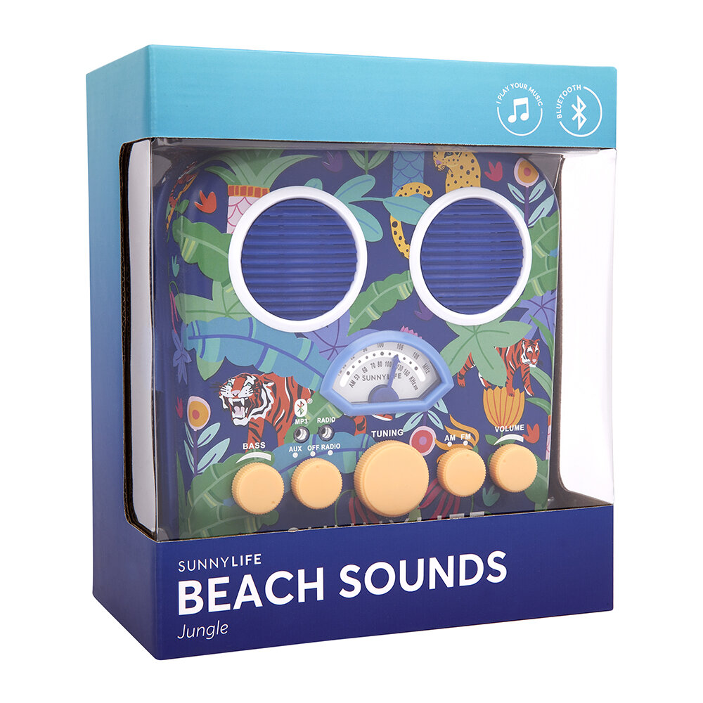 Sunnylife - Beach Sounds Radio - Jungle