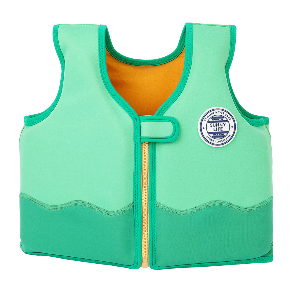 Sunnylife - Crocodile Float Vest
