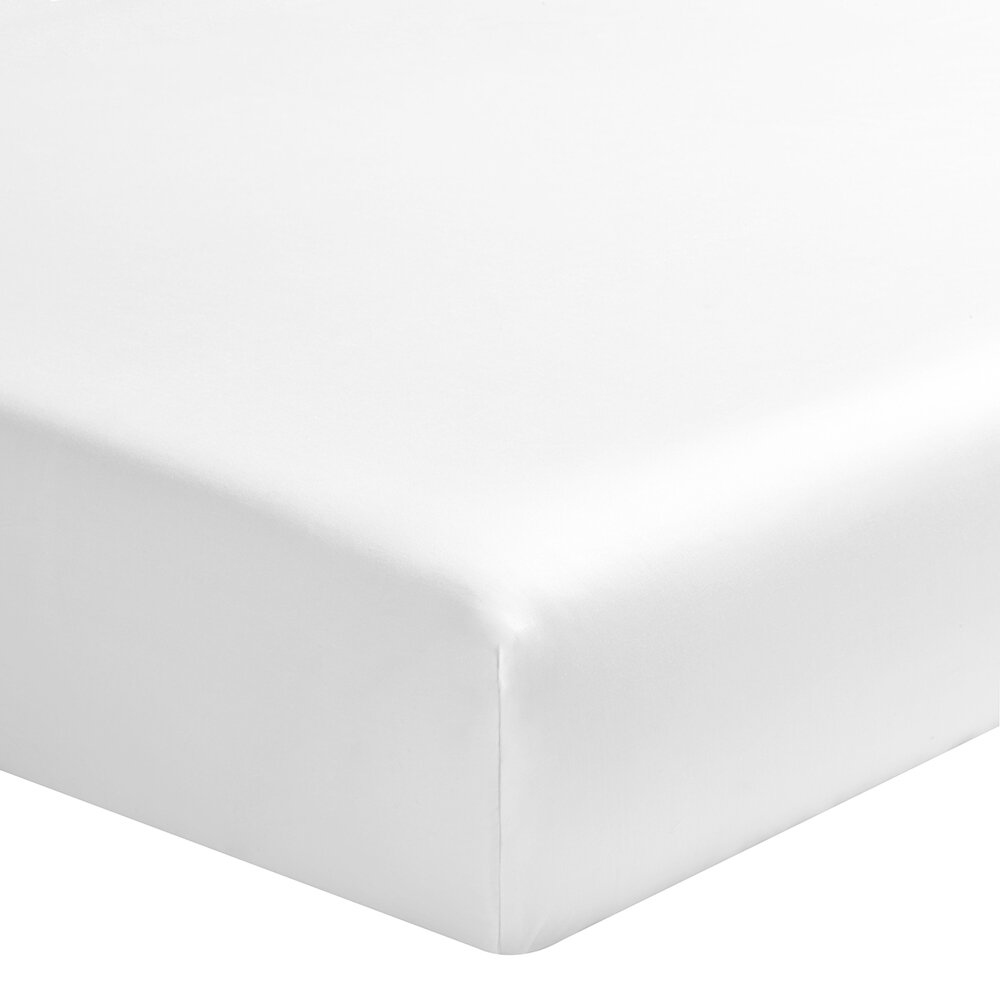 Alexandre Turpault - Teo Fitted Sheet - Snow - King