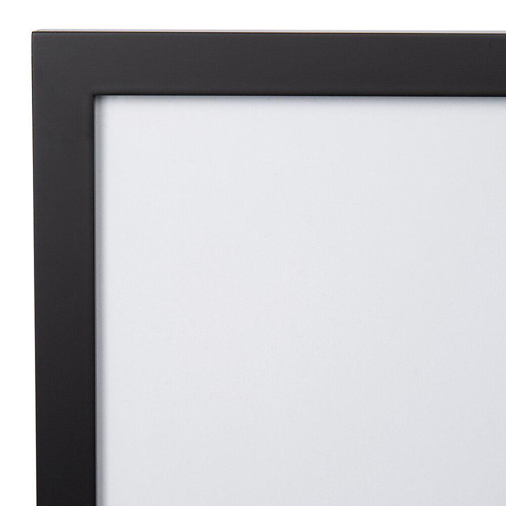 Retreat - Photo Frame - Black - 30x40cm