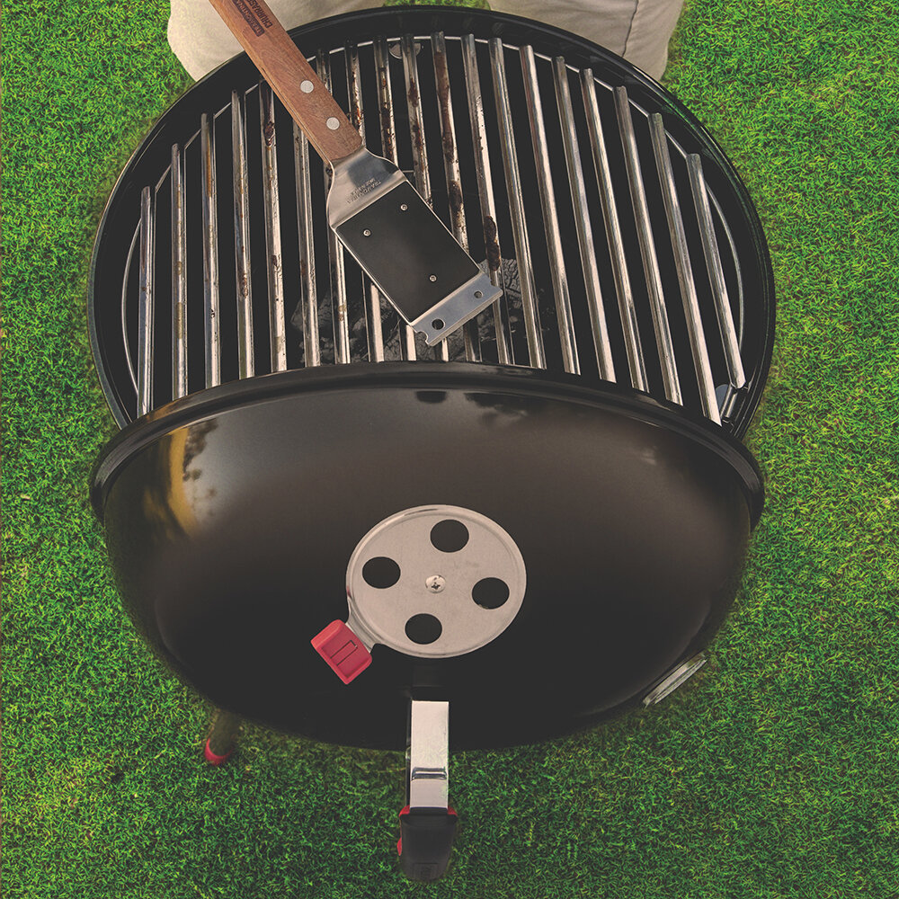 Tramontina - Charcoal Grill with Lid