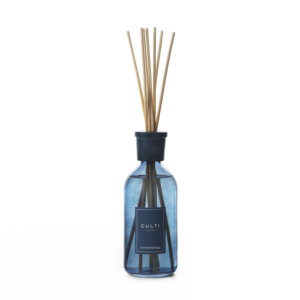 Culti - Stile Colors Reed Diffuser - Blue - 500ml