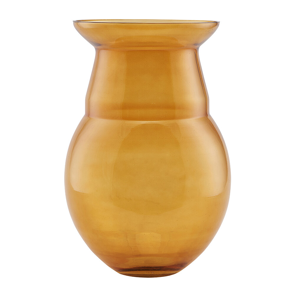 House Doctor - Airy Vase - Mustard