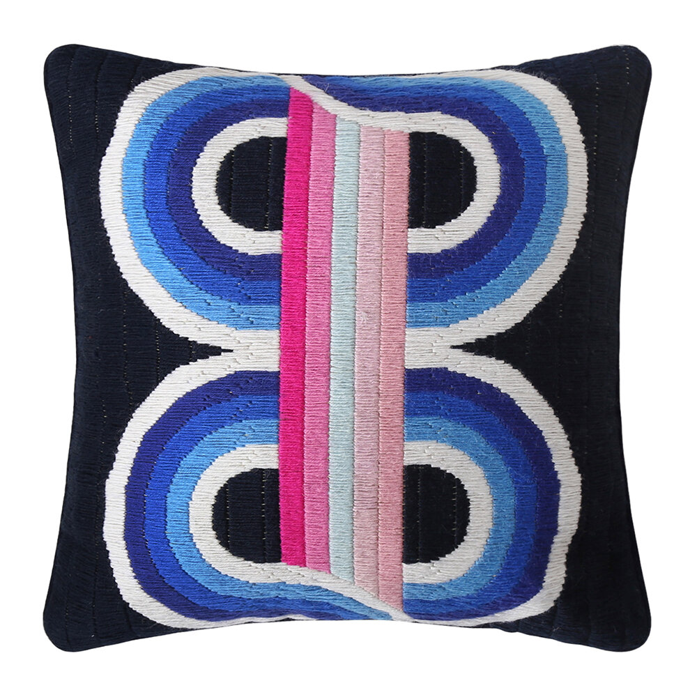 Jonathan Adler - Bargello Twist Cushion