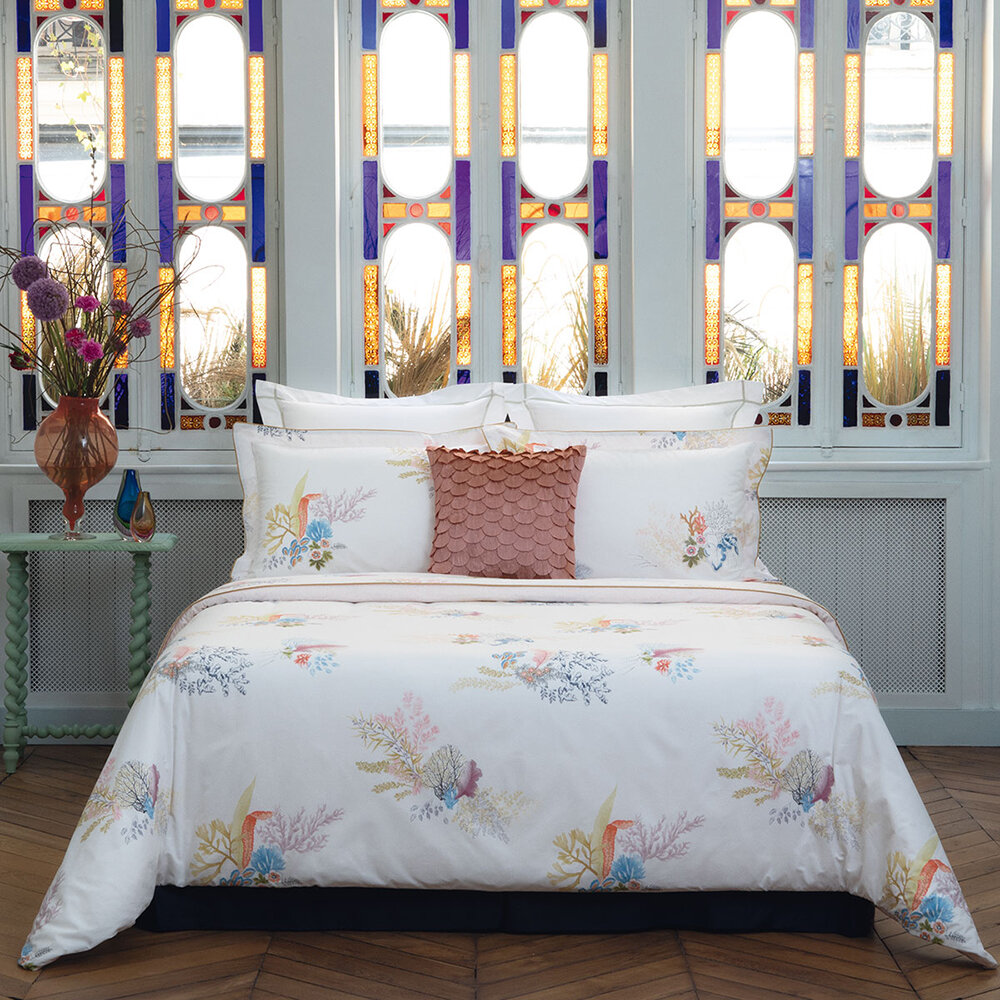 Yves Delorme - Calypso Quilt Cover - Super King
