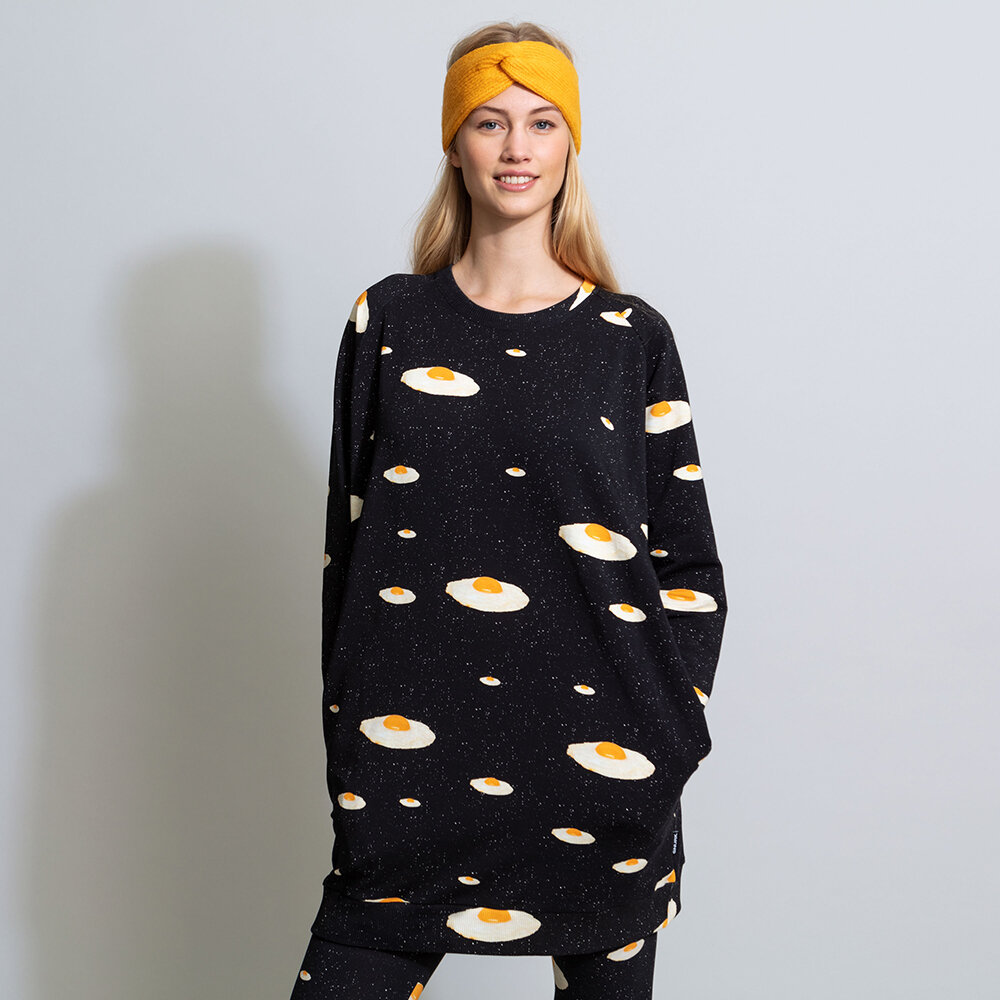 Snurk - Women's Eggs in Space Sweater