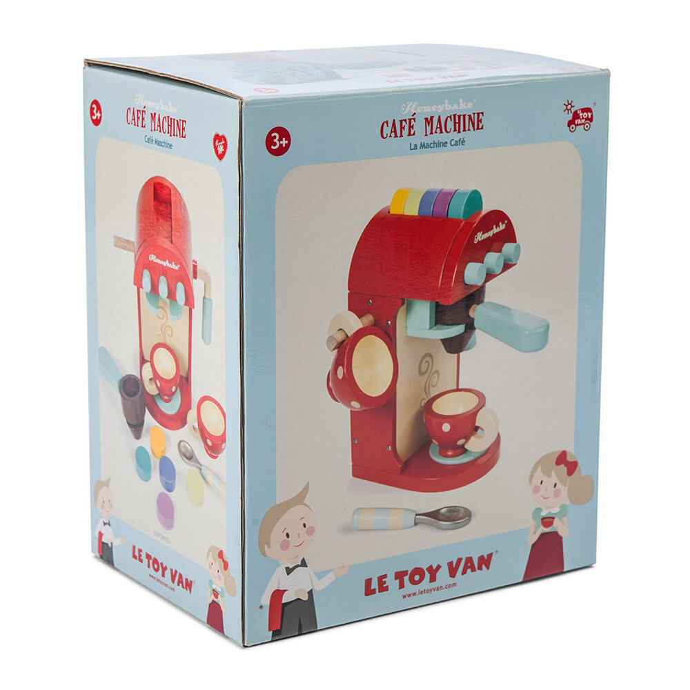 Le Toy Van - Café Machine Wooden Toy
