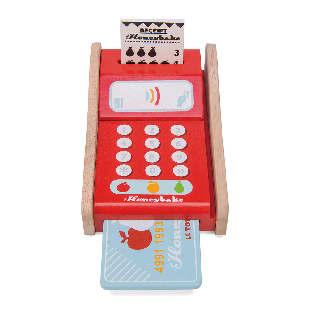 Le Toy Van - Card Machine Toy