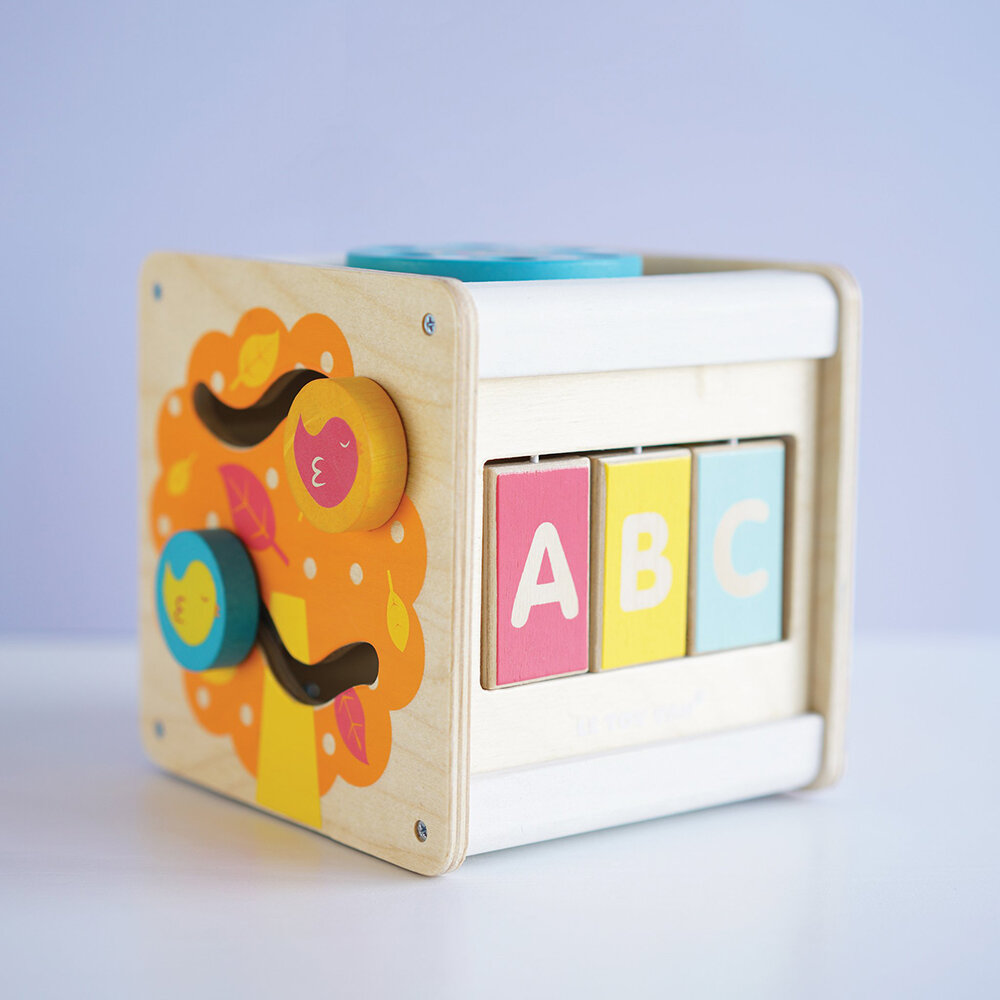 Le Toy Van - Petit Activity Cube