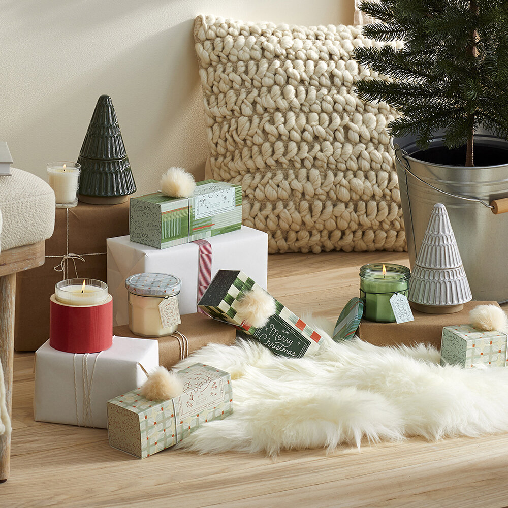 Illume - Very Merry Tree Candle - Winter Mint