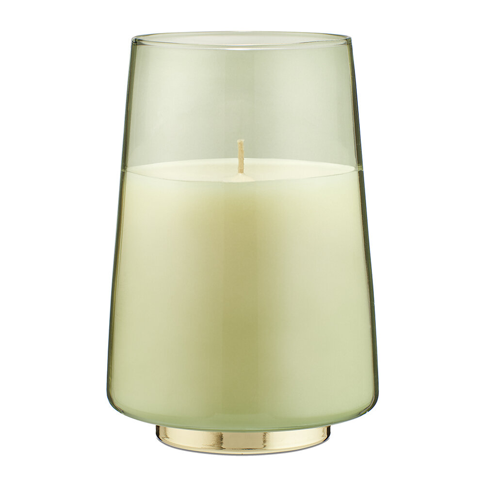 Illume - Winsome Glass Candle - Ever Green