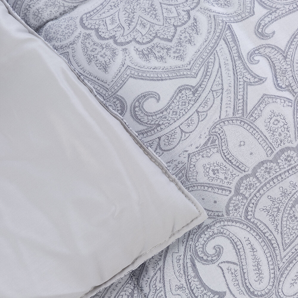 Etro - New Tradition Reims Quilted Bedspread - 270x270cm - Blue