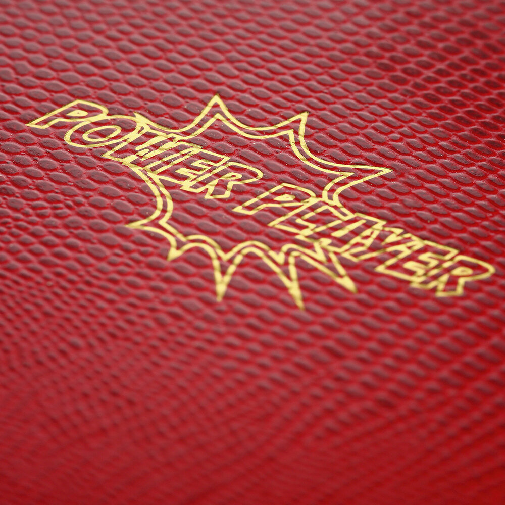 Sloane Stationery - A6 Notebook - 'Power Player'