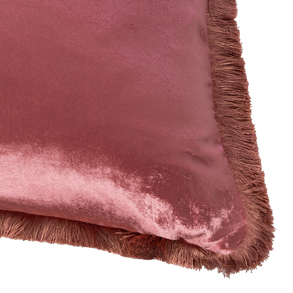 Etro - Arles Bizet Cushion with Piping - 60x60cm - Pink