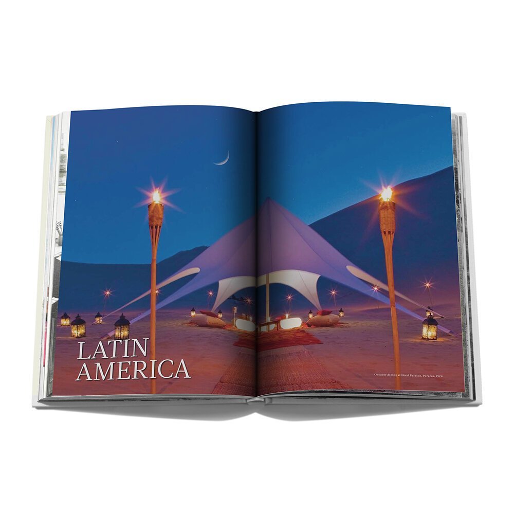 Assouline - The Luxury Collection: Global Epicurean Book