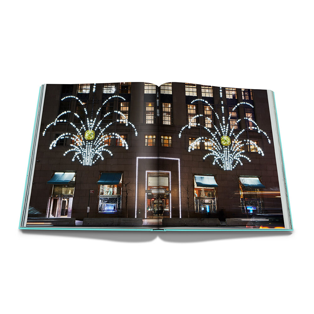 Assouline - Windows at Tiffany & Co. Book