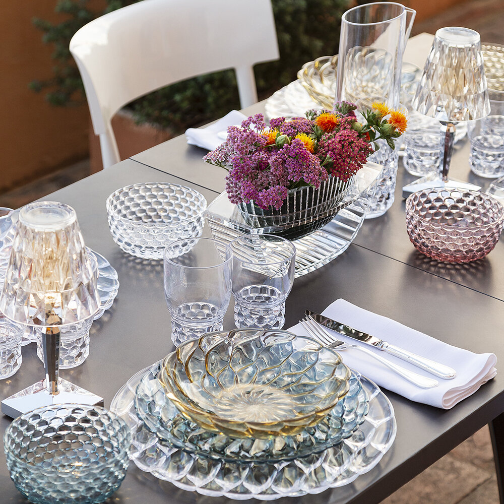 Kartell - Jellies Family Carafe - Crystal