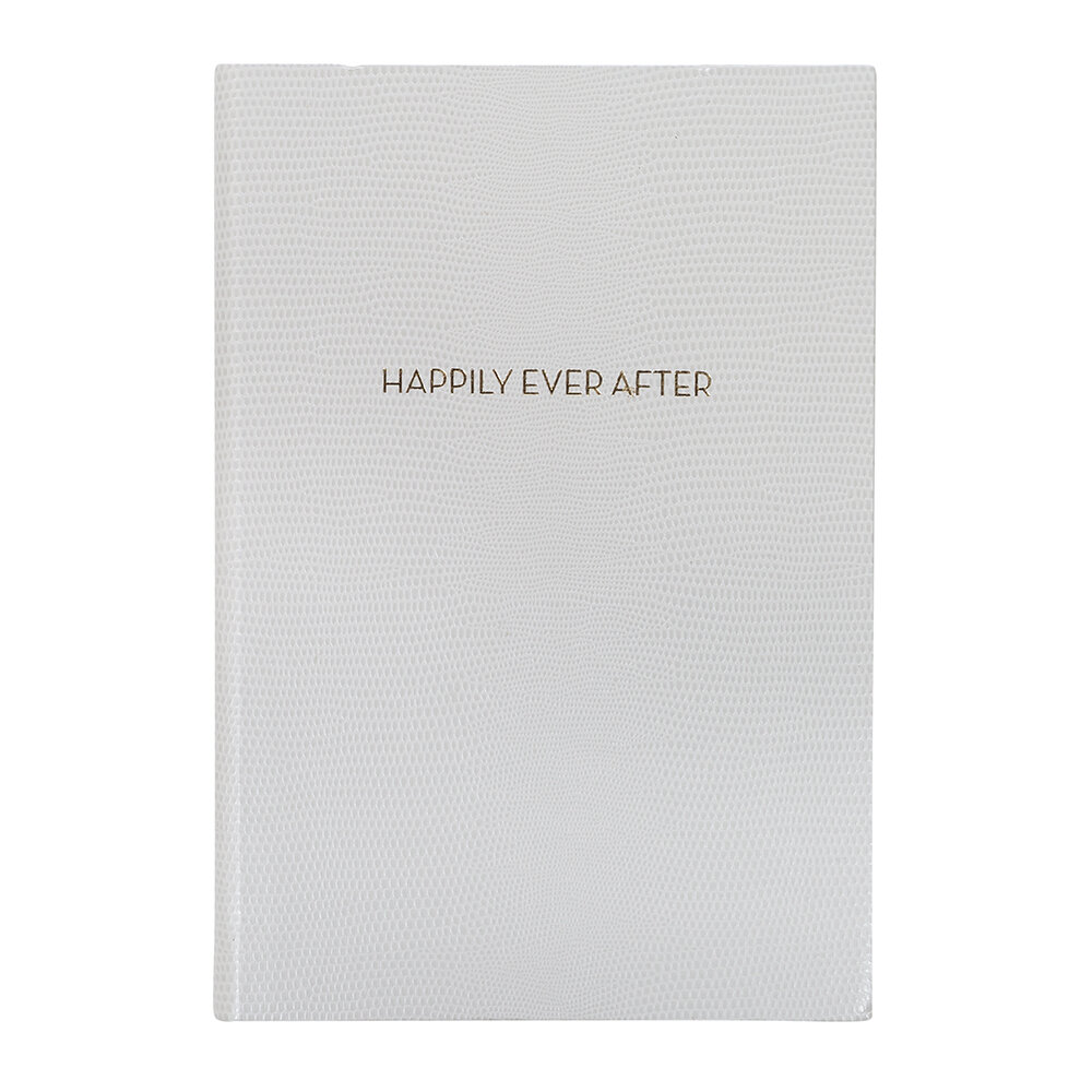Sloane Stationery - A5 Wedding Planner - 'Happily Ever After'