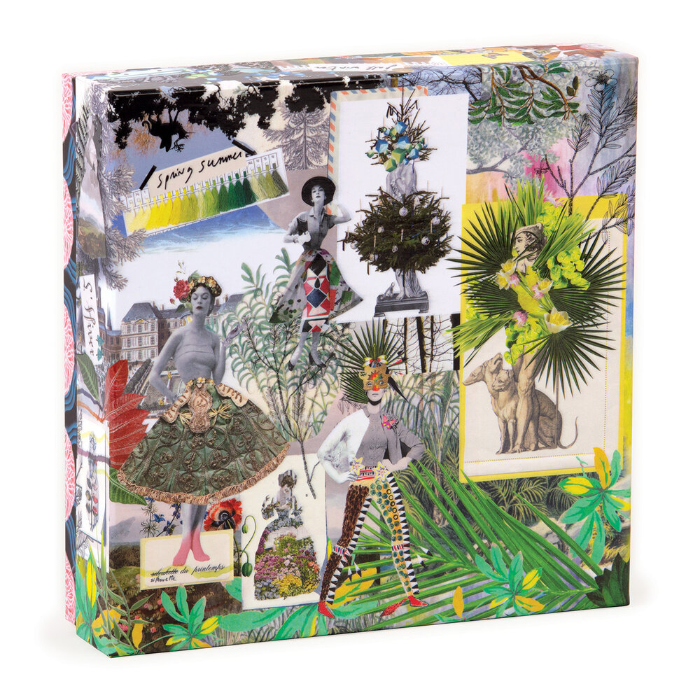 Christian Lacroix - Heritage Collection Fashion Season Double-Sided Jigsaw Puzzle - 500 Piece