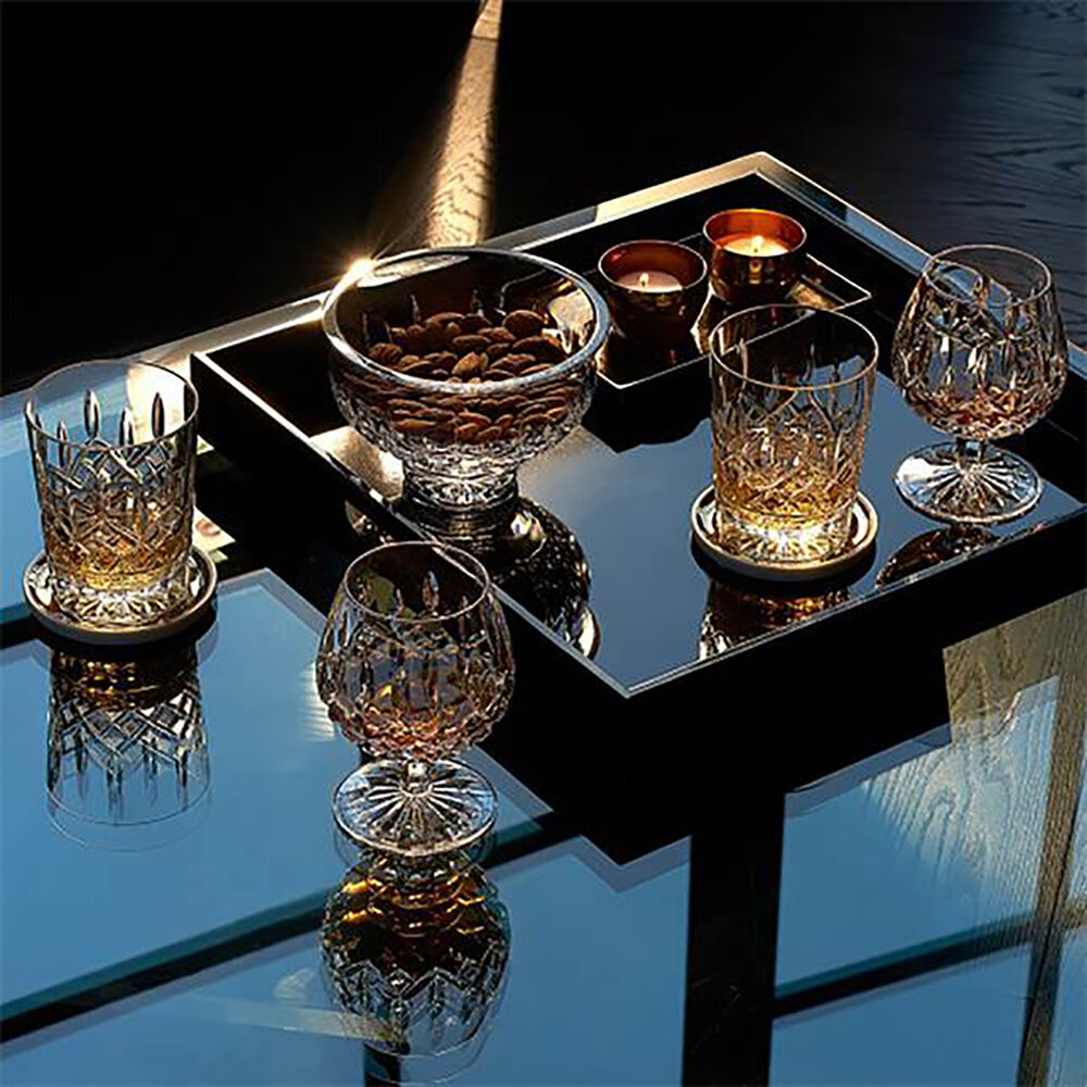 Waterford - Lismore Diamond Brandy Glasses - Set of 2