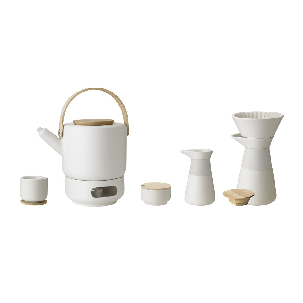 Stelton - Theo Coffee Maker - Sand