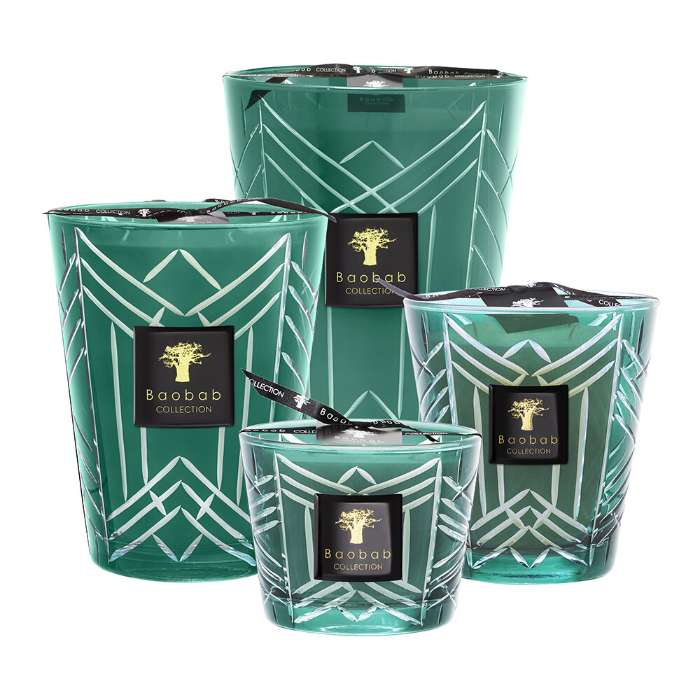 Baobab Collection - High Society Scented Candle - Gatsby - 10cm