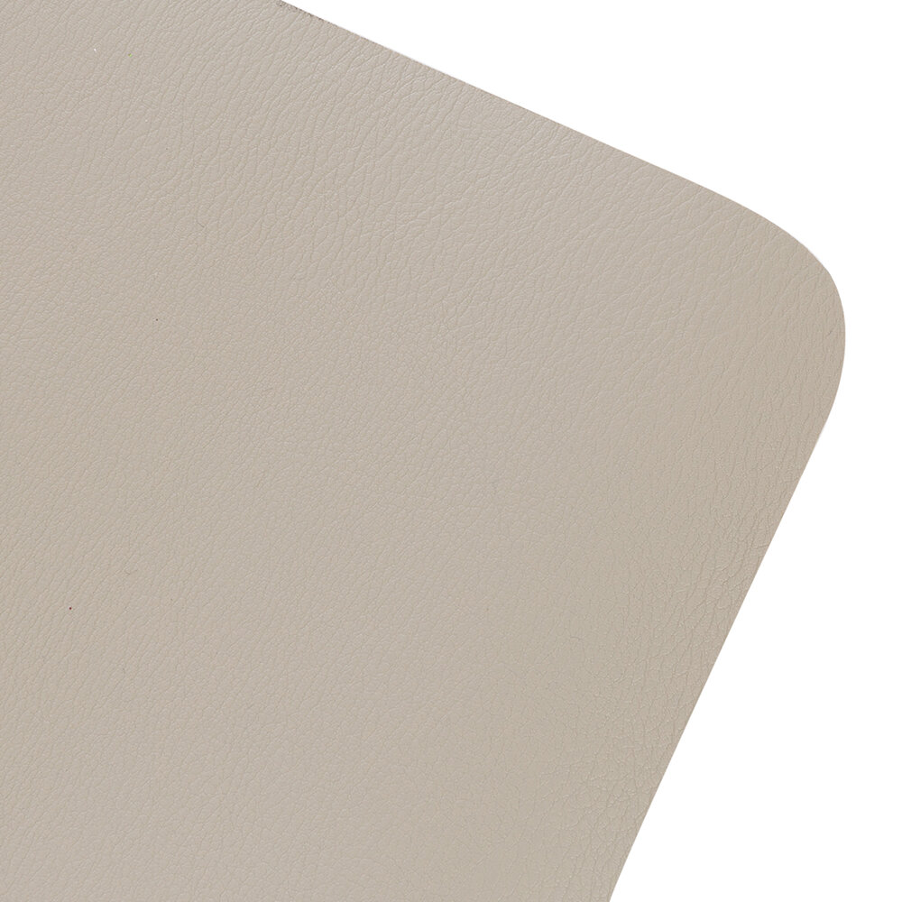 Essentials - Double Sided Vegan Leather Table Runner - Taupe