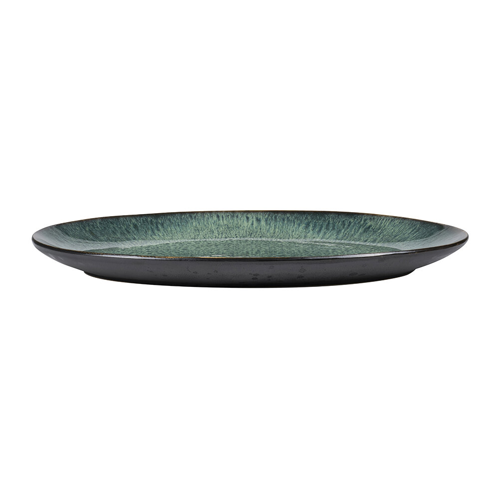 Bitz - Oval Serving Dish - Green
