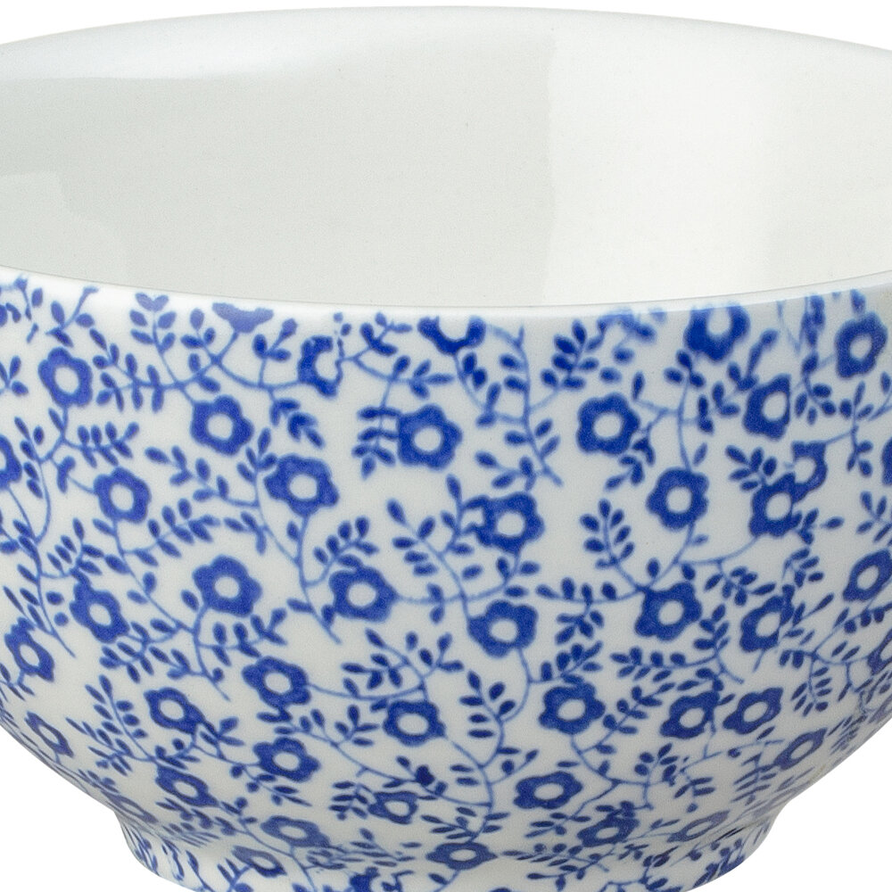 Burleigh - Dark Blue Felicity Sugar Bowl