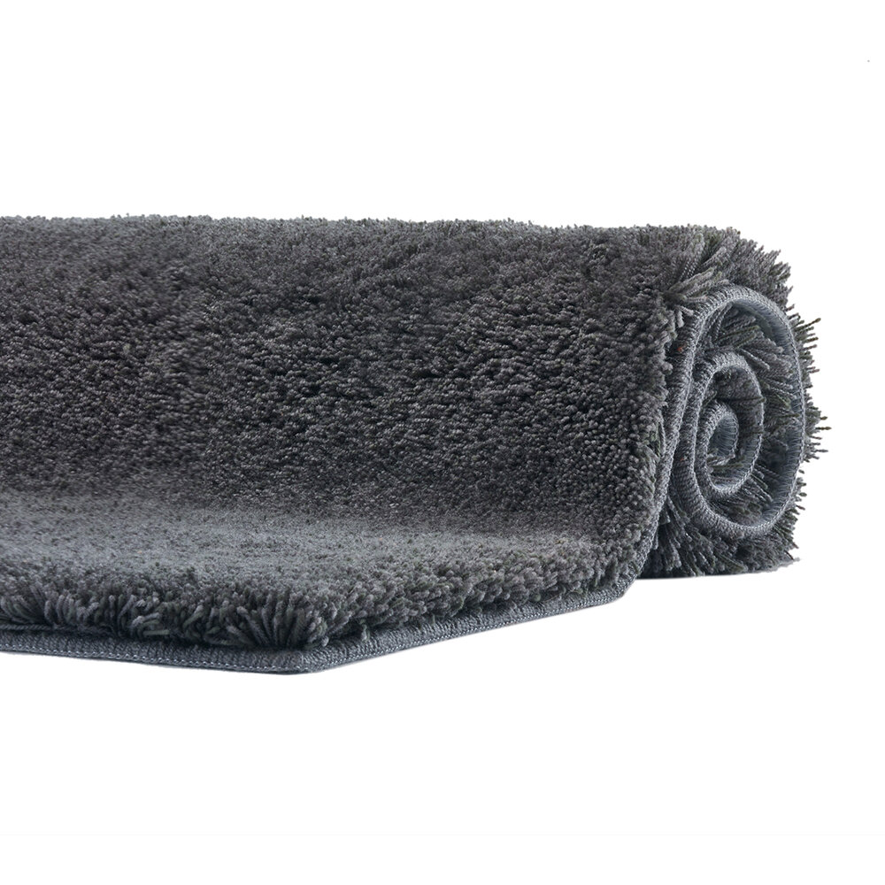 Aquanova - Bela Bath Mat - Dark Gray - 70x120cm