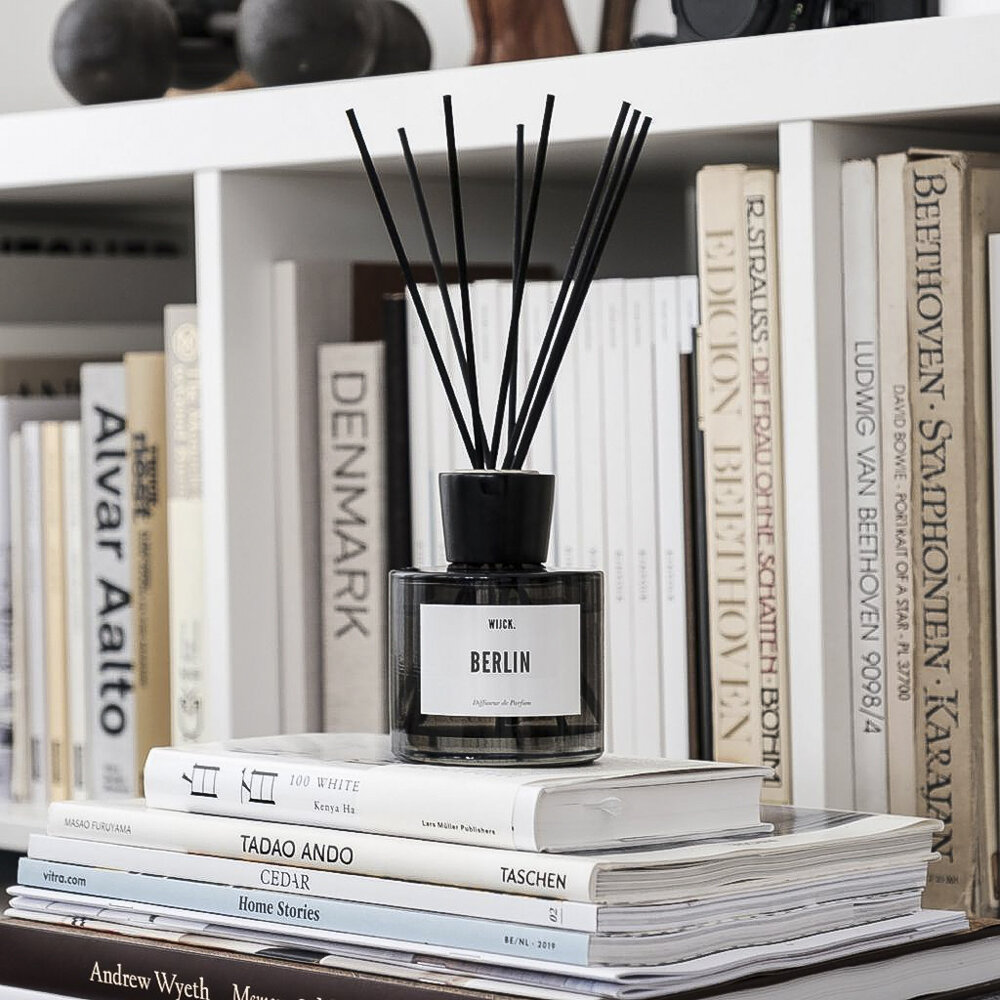 WIJCK - City Reed Diffuser - Berlin