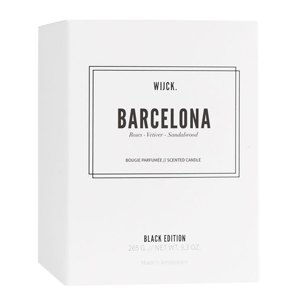 WIJCK - City Scented Candle - Barcelona