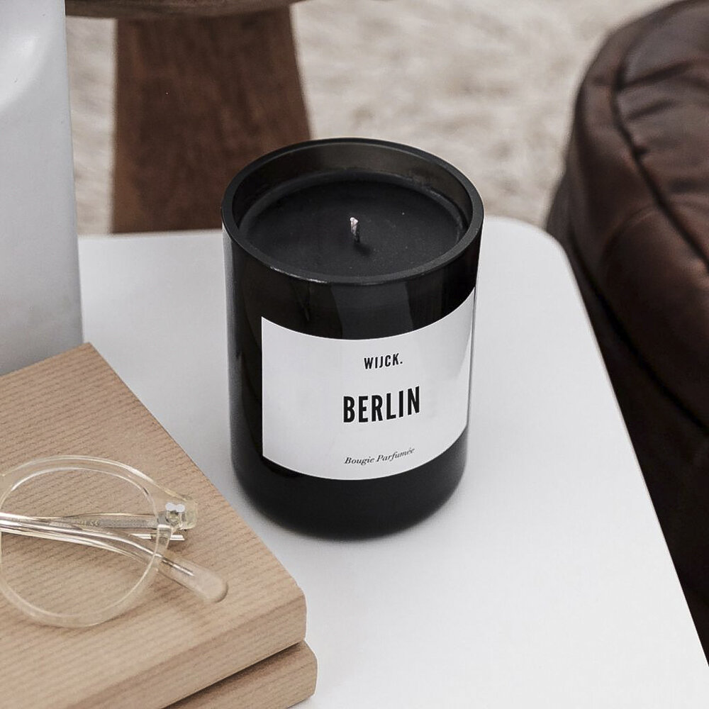 WIJCK - City Scented Candle - Berlin