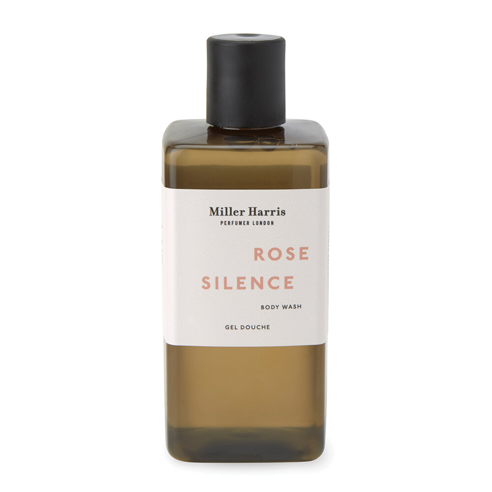 Miller Harris - Body Wash - 300ml - Rose Silence