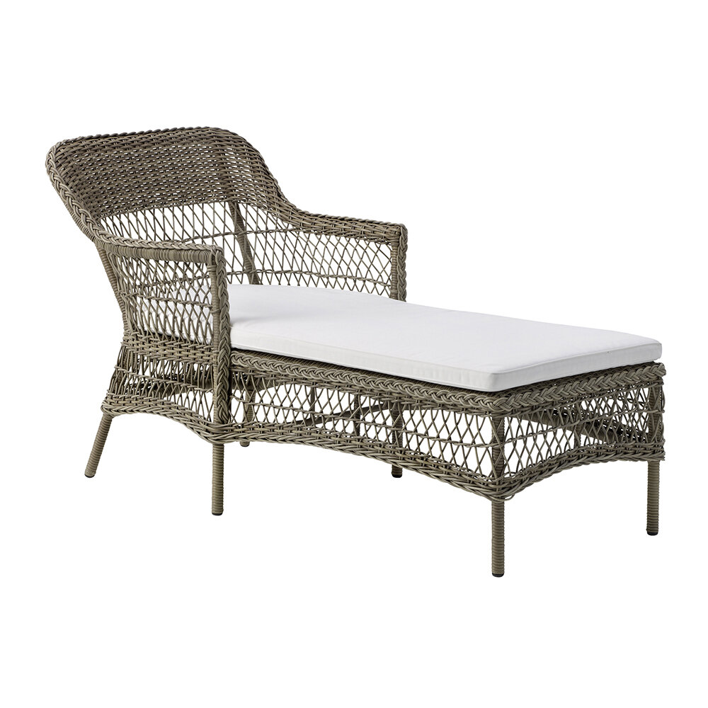 Sika-Design - Olivia Outdoor Chaiselounge - Antique CY101