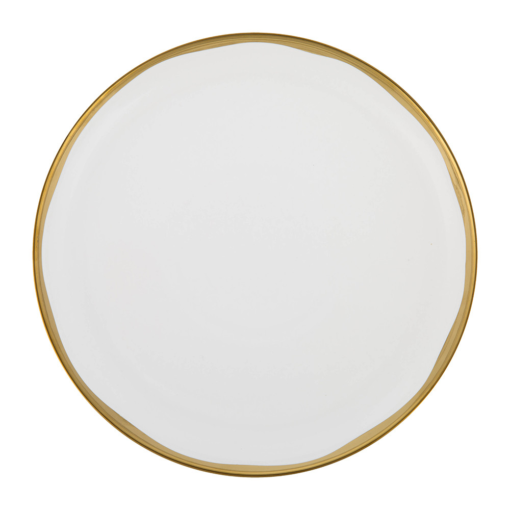Canvas Home - Dauville Side Plate - Gold