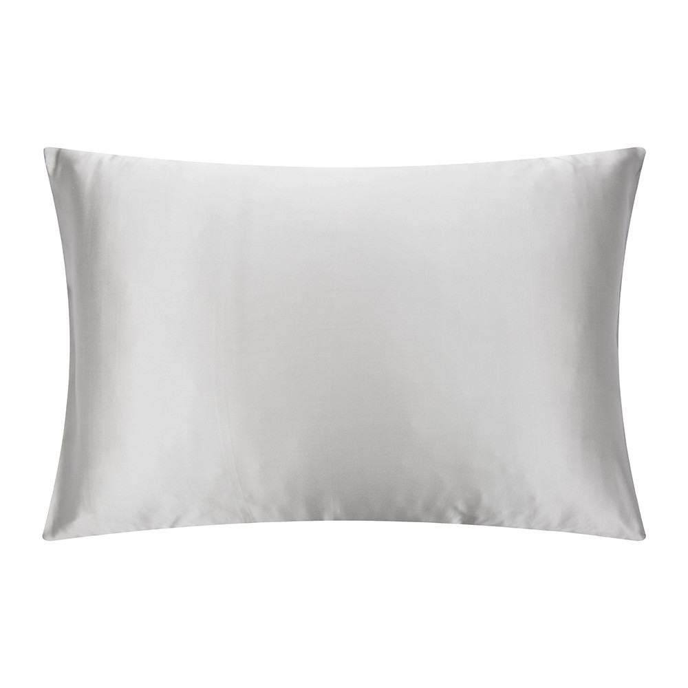 Gingerlily - Beauty Box Pillowcase - Silver/Gray - Silver/Gray