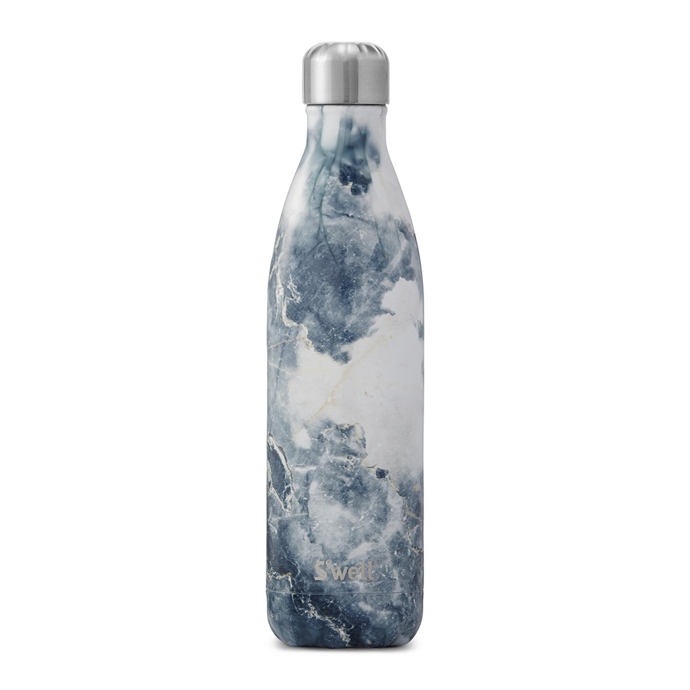 S'well - The Elements Bottle - Blue Granite - 0.75L