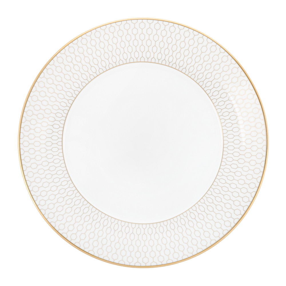 Wedgwood - Arris Side Plate - 17cm - White