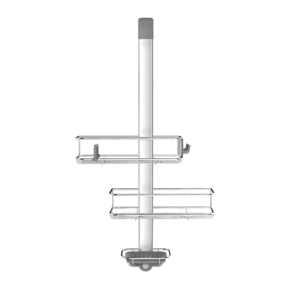 Buy Simplehuman Over The Door Shower Caddy Amara