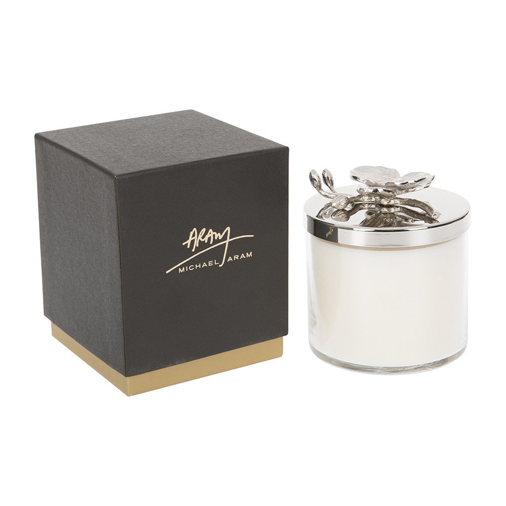 Michael Aram - White Orchid Candle