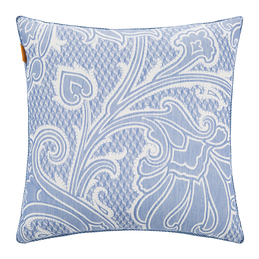Etro - Hendrix Cushion - 45x45cm - Purple