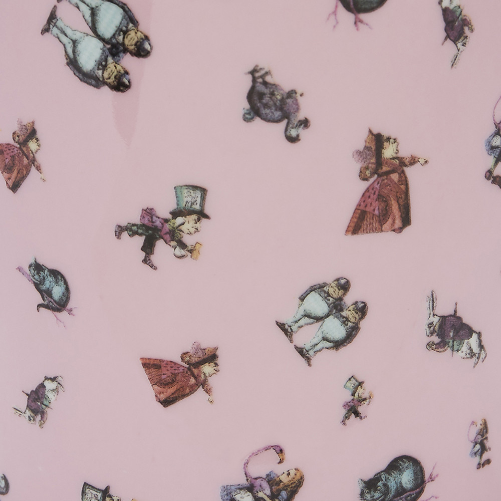 Mrs Moore's Vintage Store - Alice Flamingo Chintz Becher - Pink