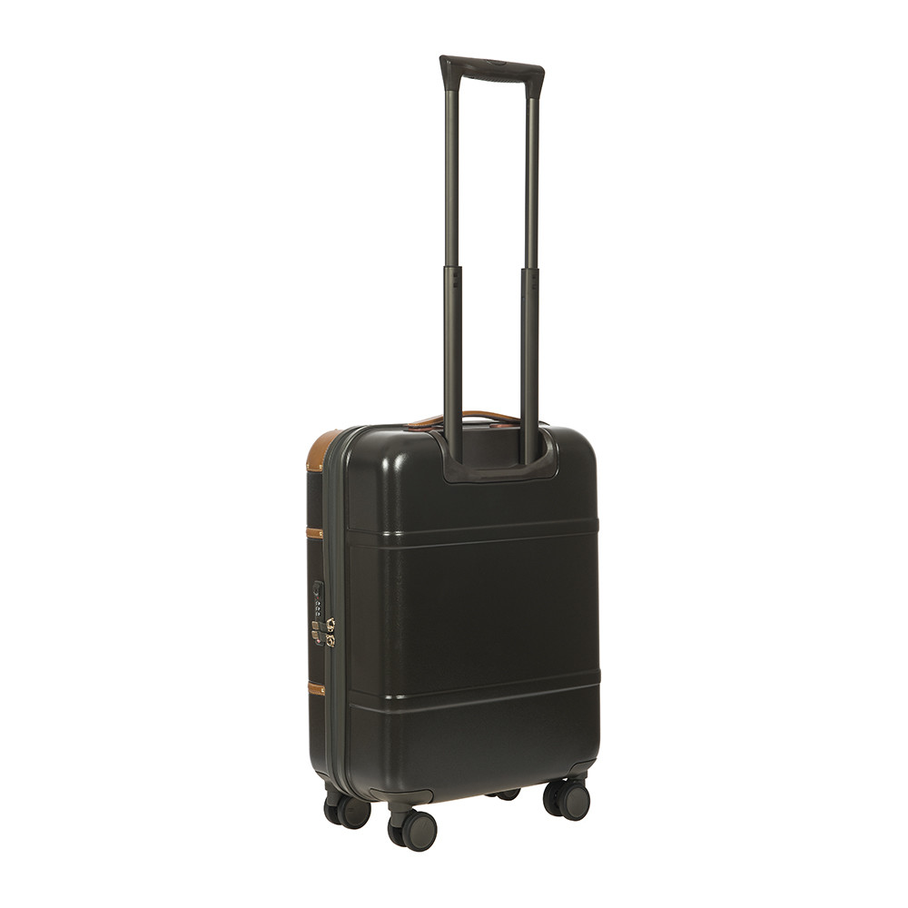 Bric's - Bellagio Trolley Suitcase - Olive - 55cm