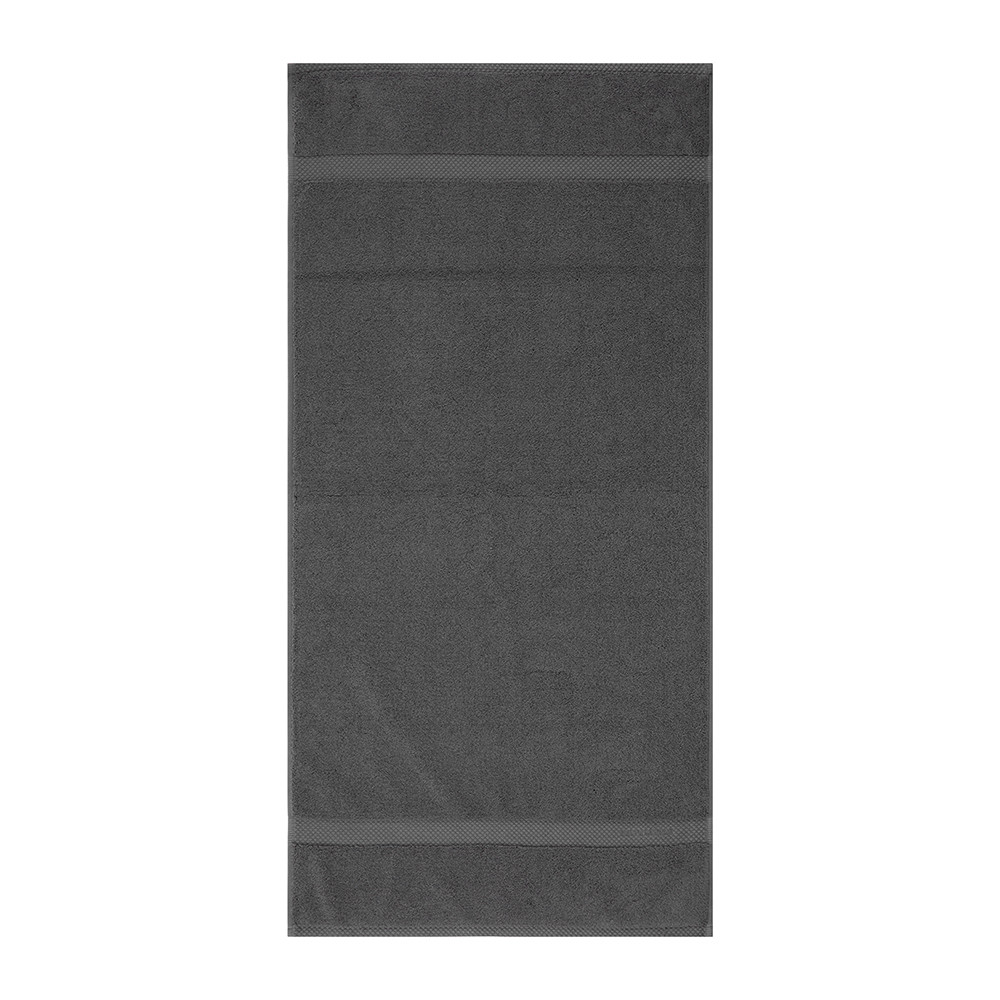 Ralph Lauren Home - Avenue Towel - Graphite - Hand Towel