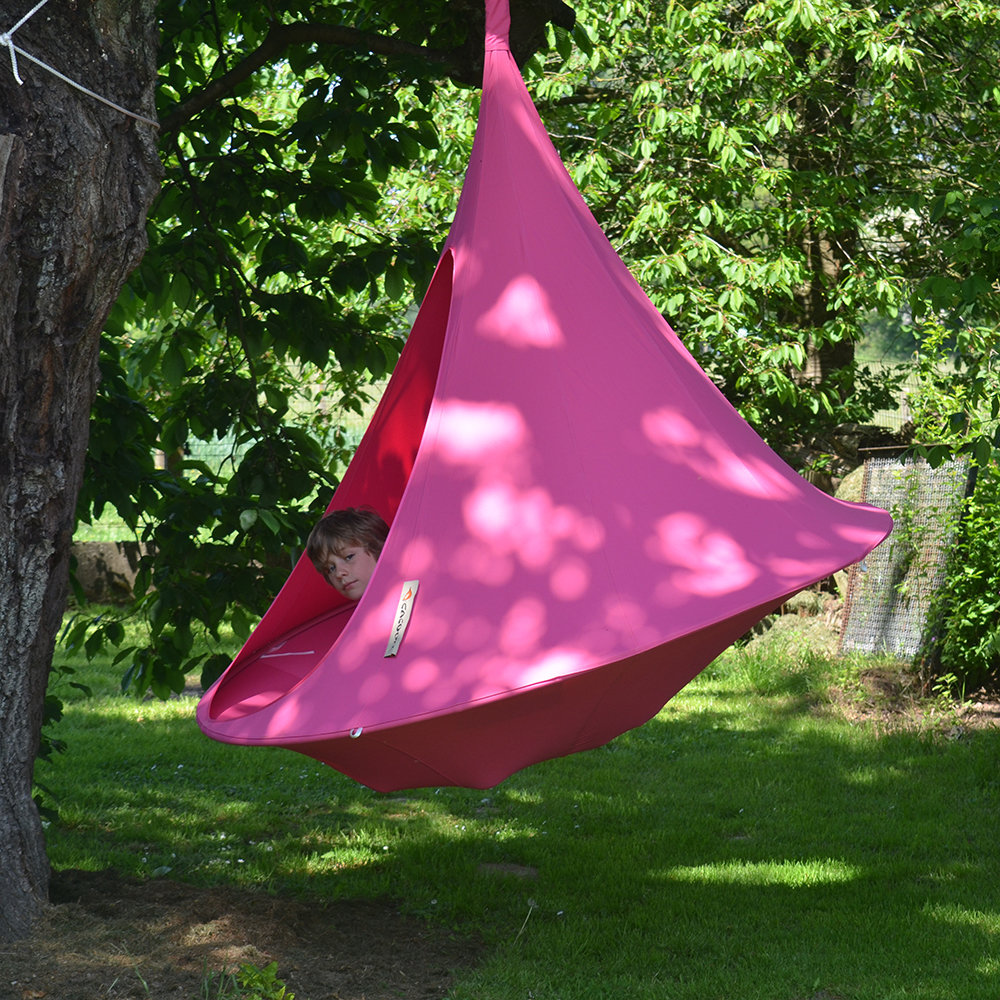 Cacoon - Double Cacoon - Fuchsia