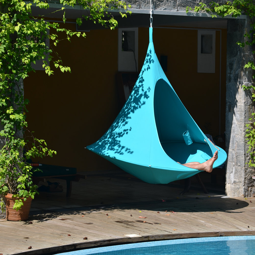Cacoon - Double Cacoon - Turquoise