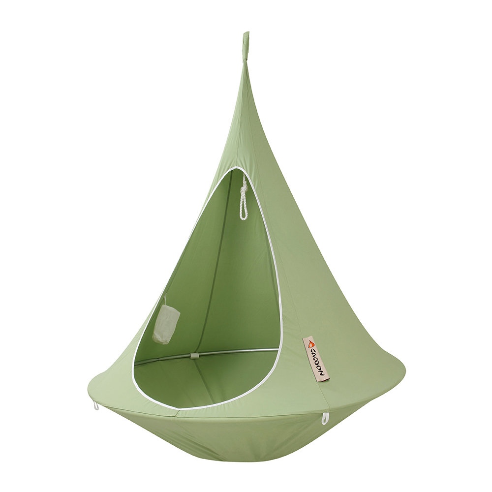 Cacoon - Single Cacoon - Leaf Green